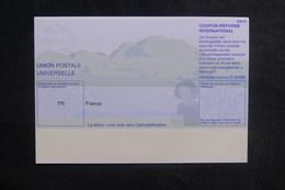 FRANCE - Coupon Réponse International Valable Jusqu'en 2006 - L 38699 - Storia Postale