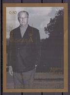 BLOK 113 KONING ALBERT II ONGETAND POSTFRIS** 2004 - Belgique