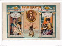 LYON : Thimonnier & Cie, Les Specialistes De La Machine à Coudre, Publicité - Tres Bon Etat - Lyon