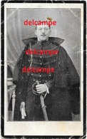 Oorlog Guerre Joseph Peers Nijlen Soldaat 1 Gidsen  Gesneuveld Te Havre November 1916 Revolverkogel In De Schedel - Devotieprenten