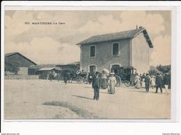 MARTIGUES : La Gare - Tres Bon Etat - Francia