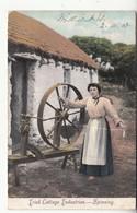 Irlande - Irish Cottage Industries - Spinning - Fileuse - Rouet - Other