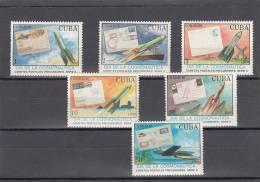 Cuba Nº 3015 Al 3020 - Cuba