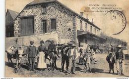 RIOM-Es-MONTAGNES : Transport Du Lait - Etat - France