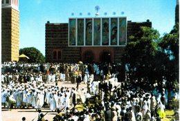 Afrique - Ethiopie -  S Mary's Festivity - Ethiopie