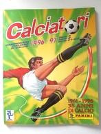 ALBUM CALCIATORI FIGURINE PANINI 1996-97 - Completo - Trading Cards
