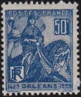 France  .   Yvert     .   257       .   **      .     Neuf SANS  Charniere  .  /   .   MNH - Neufs