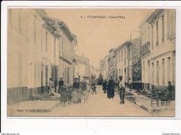 PODENSAC : Grand'rue - Tres Bon Etat - France