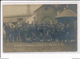LONGWY : Greves, Militaire - Tres Bon Etat - Longwy