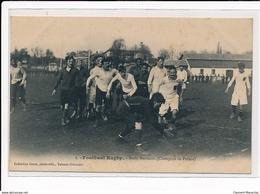 BORDEAUX : Footbaal Rugby, Stade Bordelais (champion De France) - Etat - Bordeaux