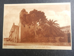 19970) PALERMO S. GIOVANNI DEGLI EREMITI NON VIAGGIATA 1925 CIRCA - Palermo
