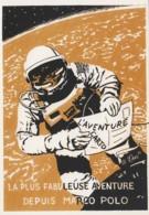 Evènements - Sciences Astronomie Espace - Illustration Alain Marc - 1986 - Editeur Aventure Carto - Evénements