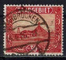Saargebiet 1922 // Mi. 90 O - Oblitérés