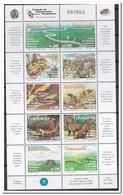 Venezuela 1998, Postfris MNH, Birds, Animals, Flowers, Fish, Frog - Venezuela