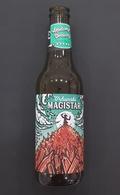 Vrhunski Magistar, Montenegro Beer Bottle, Bouteille De Biere - Bier
