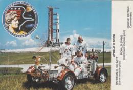 Evènements - Sciences Astronomie Espace - Astronautes Américains - Appolo - Evénements