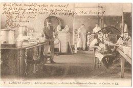 LORETTE - Aciéries De La Marine - Cantonnement Ouvriers - Cuisine - France