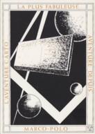 Evènements - Sciences Astronomie Espace - Illustration Jean-Marc Cybart - 1986 - Editeur Aventure Carto - Evénements