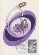 Evènements - Sciences Astronomie Espace - Illustrateur - Congrès IPTT 1972 - Evénements