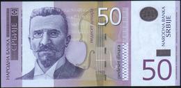 SERBIA - 50 Dinara 2005 {Narodna Banka Srbije} UNC P.40 - Serbia