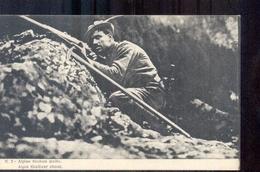 Italië Italy Italien -Alpino Tiratore Scelto -  - La Guerra Italiana - 1915 - Non Classificati