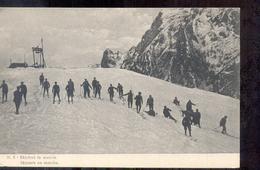 Italië Italy Italien - La Guerra Italiana - 1915 - Skiatori In Marcia - Italy