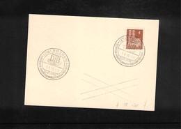 Germany / Deutschland 1947 Gymnastics - Kunstturnmeisterschaft Interesting Cover - Gymnastik