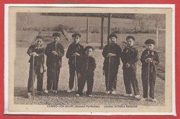 64 - CAMBO Les BAINS --  Jeunes Artistes Basques - Cambo-les-Bains