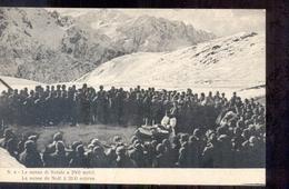 Italië Italy Italien - 1915  - La Guerra Italiana - La Messa Di Natale - Non Classificati