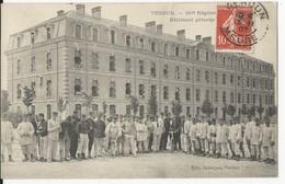 Verdun  Caserne Du 162é - Verdun