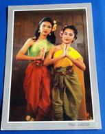 "PIN-UP Post Card ""Sexy Thai Ladies (Thailand)"" Jolie Jeune Femmes ASIAN GIRLS Nice Young Women # Alte Foto-AK # [19-322] - Pin-Ups"