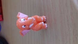 FIGURINE NI ELEPHANT ROSE 4 CM - Figurines