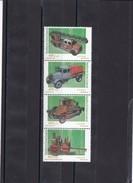 Guinea Ecuatorial Nº 280 Al 283 - Equatorial Guinea