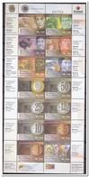Venezuela 2008, Postfris MNH, Coins, Birds, Turtle, Animals - Venezuela