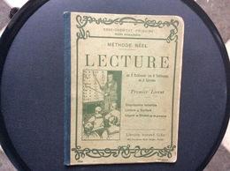 LECTURE Méthode Neel PREMIER LIVRET  *Encyclopédie Enfantine *Lecture Et Écriture *leçons De Choses  À.COLIN  Année 1915 - 6-12 Ans