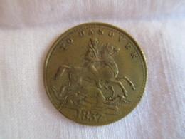 Token Game / Jeu - 1837 - Jetons & Médailles