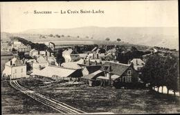 Cp Sancerre Cher, La Croix Saint Ladre - Frankrijk