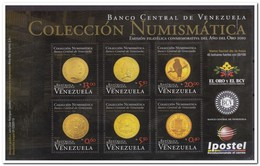 Venezuela 2010, Postfris MNH, Coins, Bird - Venezuela