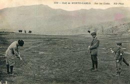 GOLF(MONACO) - Unclassified