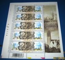3170/3171** - Uitgifte Met De Russische Federatie- Mechelen- St-Petersbourg- Emission Avec La Féderation De Russie Pl 8 - Panes