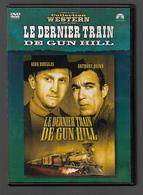 DVD Le Dernier Train De Gun Hill - Western / Cowboy