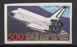 Mali - 1981 - Poste Aérienne PA N°Yv. 430 - Space Shuttle - Non Dentelé / Imperf. - Neuf Luxe ** / MNH / Postfrisch - Afrika