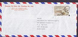 TAIWAN FU CHON INT. TRADING Co. TAIPEI 1984 Cover Brief HEERLEN Netherlands Chinesische Dichtkunst Tsu Yung - Briefe U. Dokumente