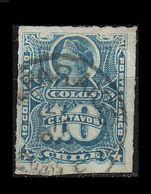 CHILE [1877] MiNr 0016 ( O/used ) - Chile