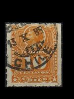 CHILE [1883] MiNr 0035 B ( O/used ) - Chile