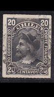 CHILE [1900] MiNr 0047 ( O/used ) - Chile