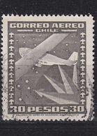 CHILE [1944] MiNr 0347(B) ( O/used ) Flugzeuge - Chile