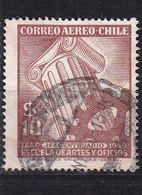 CHILE [1949] MiNr 0443 ( O/used ) Kultur - Chile