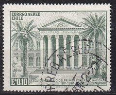 CHILE [1961] MiNr 0604 ( O/used ) Architektur - Chile