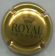 CAPSULE-SAVOIE-ROYAL SEYSSEL Or & Noir Couronne Fine - Schaumwein - Sekt